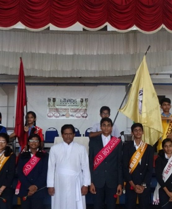 INVESTITURE CEREMONY