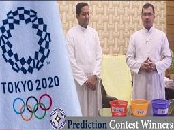 OLYMPICS PREDICTION CONTEST